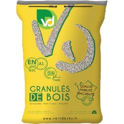 Granulés Vert Deshy - Palette de 70 sacs de 15 kg