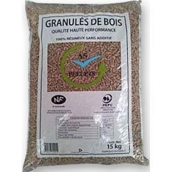 Pellets As Pellet - Palette de 70 sacs de 15 kg
