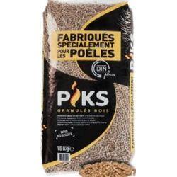 Granulés Piks - Palette de 66 sacs de 15 kg