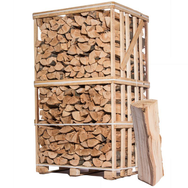 Bois de chauffage - Hêtre- 45 cm - Ultra sec - Palette 2 m3 - 3 stères