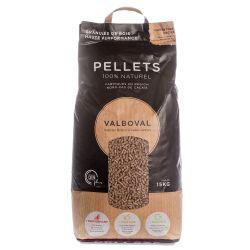 Pellet Valboval - Sac de 15 kg