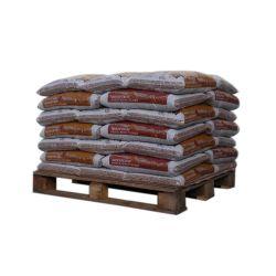 Pellet ArdenForest - 1/2 palette de 35 sacs de 15 kg