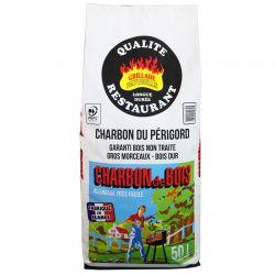 Charbon de bois Qualité Restaurant 50L