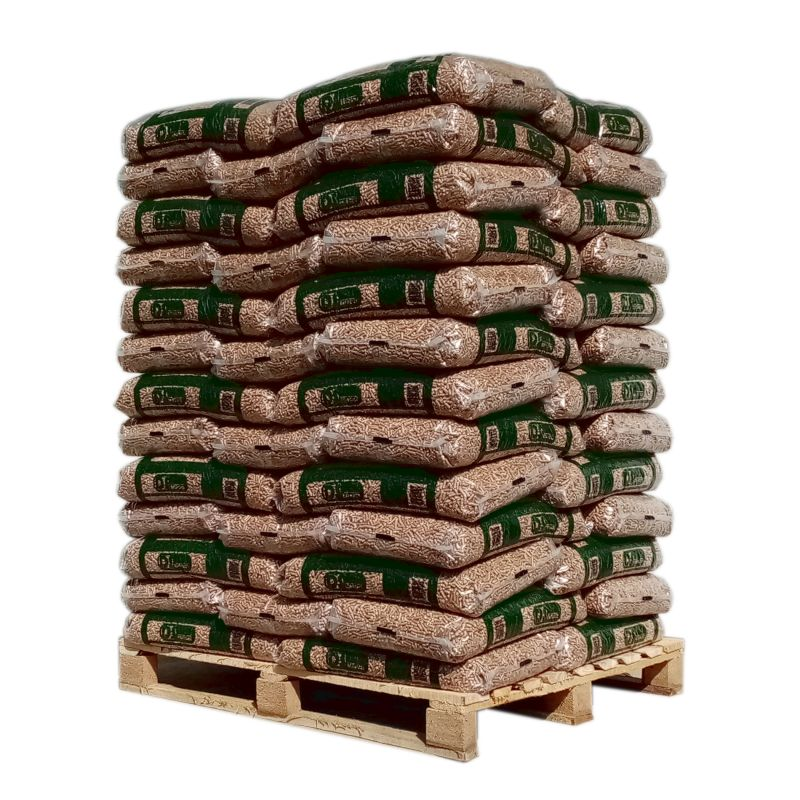 Pellet DS Energies - Palette de 65 sacs de 15 kg