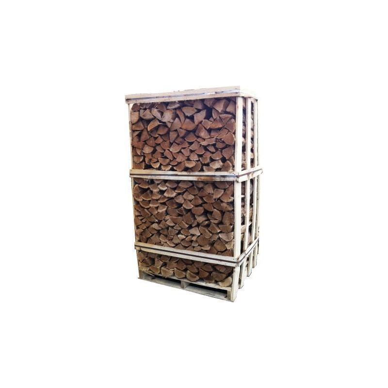 Bois de chauffage ch ne 45 cm ultra sec palette 2 for Bois de chauffage trop sec