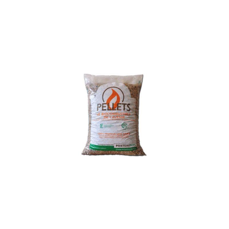 Granulé Piveteau - Palette de 72 sacs de 15kg