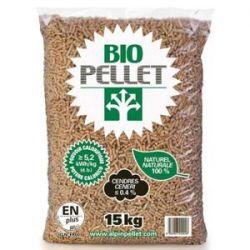 Pellet Bio Pellet - Palette de 72 sacs de 15kg