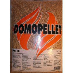 Pellet Domopellet - Palette de 66 sacs de 15 kg
