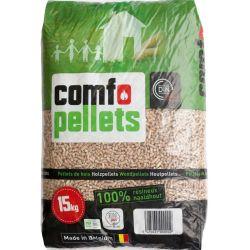 Granulés Comfo Pellets - Palette de 65 sac de 15 kg