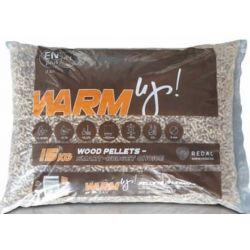 Granulés Warm Up - Palette de 70 sacs de 15 kg