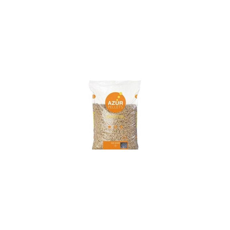 Pellets de bois Azur Pellets - Palette de 65 sacs de 15 kg