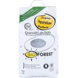 Pellets Bioforest - Palette de 72 sacs de 15 kg