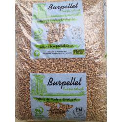 Granulé Burpellet - Palette de 65 sacs de 15 kg